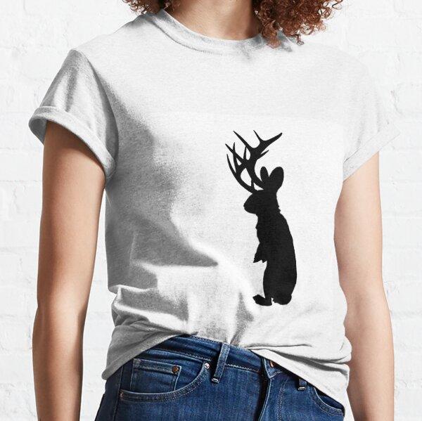 Jabberwock Jackalope Classic T-Shirt
