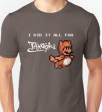 All for Tanooki Unisex T-Shirt