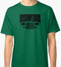 Adventuring YJ Jeep Classic T-Shirt