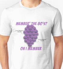 Member the 80's? Member Berries T-Shirt - South Park Fans Unisex T-Shirt