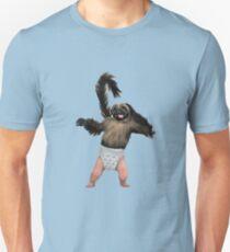 Puppy Monkey Baby T-Shirt