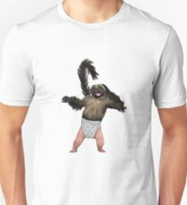 Puppy Monkey Baby T-Shirt