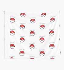 Pokemon Wall Tapestry