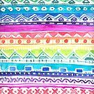 Watercolor Rainbows by artbyeri