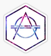 Galaxy Don Diablo Cool Sticker