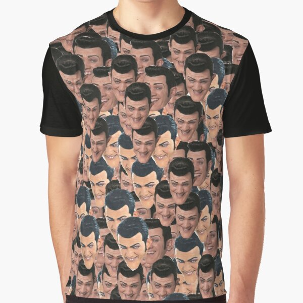 Robbie All-Over Graphic T-Shirt