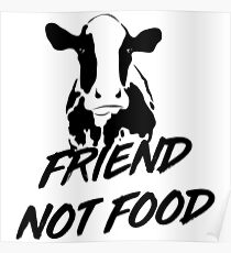 Image of: Horse Friend Not Food Poster Helaci51 痞客邦 Animal Welfare Posters Redbubble