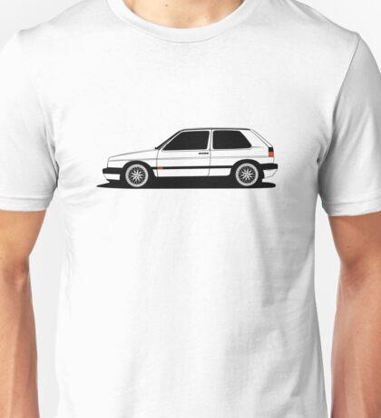 VW Golf MK2  Unisex T-Shirt