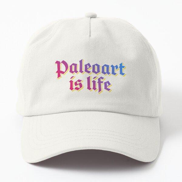 Paleoart is life Dad Hat