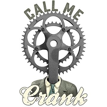 Call Me Crank by kaipehkonen