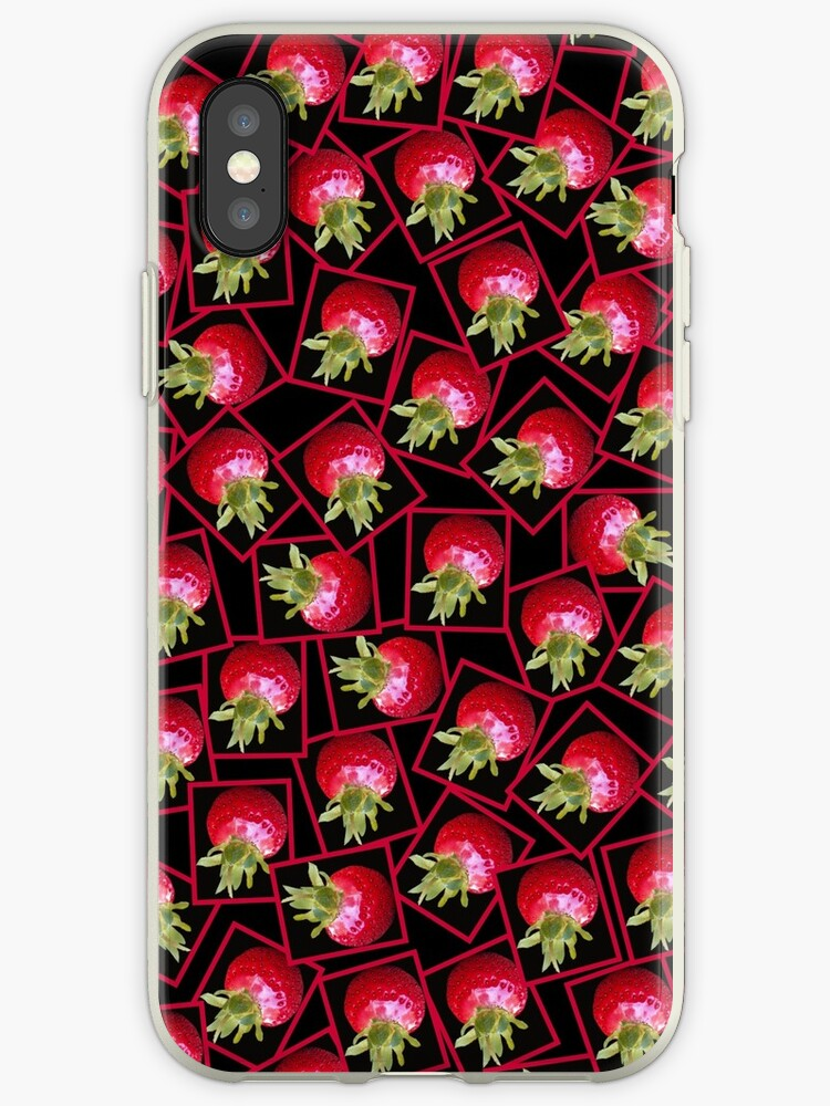 STRAWBERRIES _pattern2 by OlaG