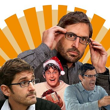 Louis Theroux  by andersonOllie
