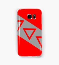 Flag of Tau Kappa Epsilon Samsung Galaxy Case/Skin