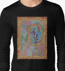 Jewel Tones - The Qalam Series Long Sleeve T-Shirt