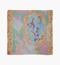Jewel Tones - The Qalam Series Scarf