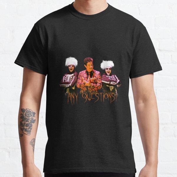 David S. Pumpkins - Any Questions? V Classic T-Shirt