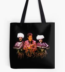 David S. Pumpkins - Any Questions? V Tote Bag