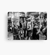 Rally Canvas Print