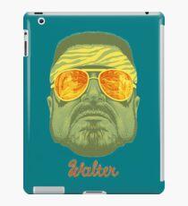The Big Lebowski Walter iPad Case/Skin