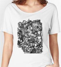 City Stuff Women's Relaxed Fit T-Shirt