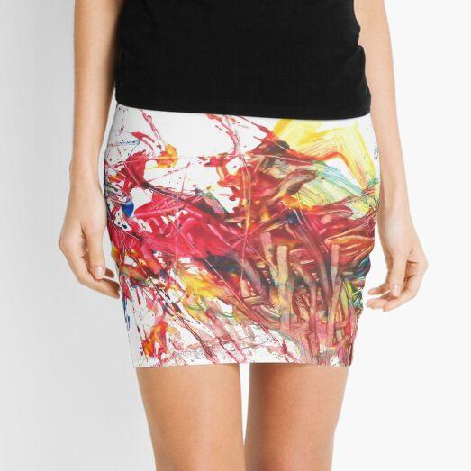 LN- Tiger Mini Skirt