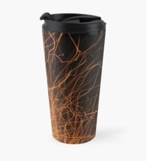 Sparks Fly Travel Mug