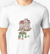 Retro city T-Shirt