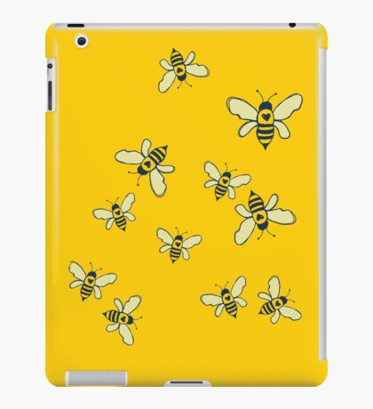 Honey Makers iPad Case/Skin