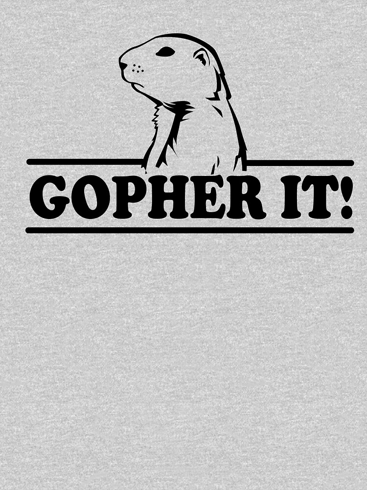 Gopher it! by keepers