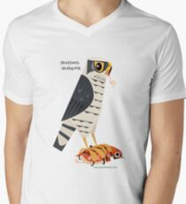 Northern Goshawk caricature T-Shirt