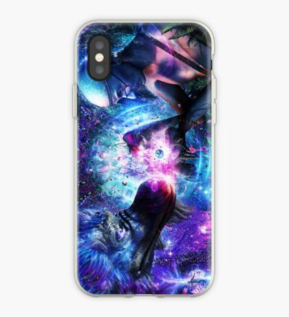 A Spirit's Silent Cry, 2014 iPhone Case