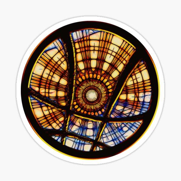 Dr. Strange, magical symbol, sanctum sanctorum Sticker