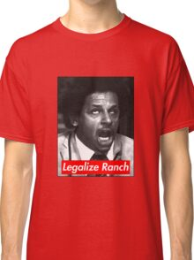 Eric Andre - Legalize Ranch - Red Classic T-Shirt