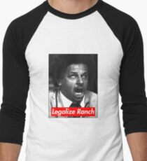 Eric Andre - Legalize Ranch - Red Men's Baseball ¾ T-Shirt