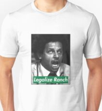 Eric Andre - Legalize Ranch - Grün Slim Fit T-Shirt