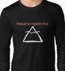 HMD Air logo Long Sleeve T-Shirt