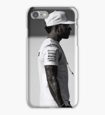 Lewis Hamilton Formula 1  iPhone Case/Skin