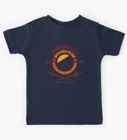 Scooby Club Kids Clothes