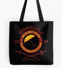 Scooby Club Tote Bag