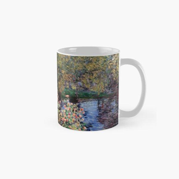 Claude Monet Corner of the Garden at Montgeron Classic Mug