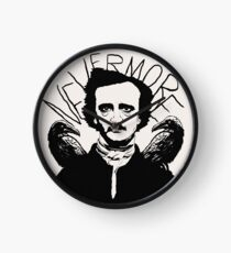 Nevermore Clock