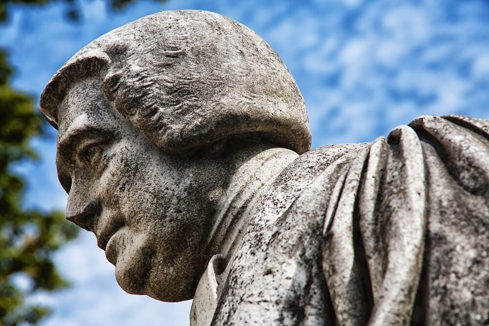 Joseph Goodall Statue by Ellesscee