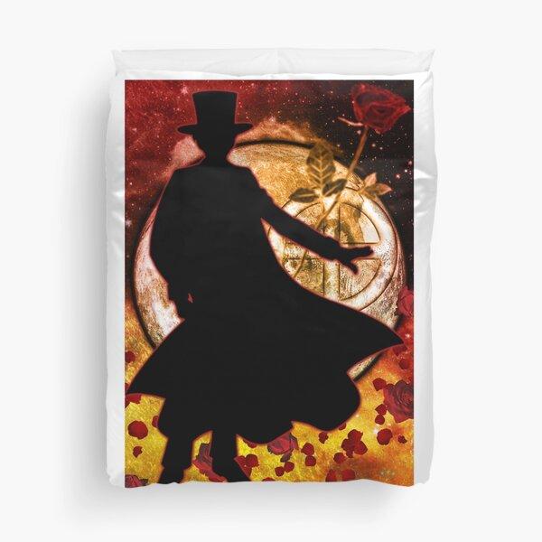 Tuxedo Mask Duvet Cover