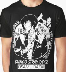Osamu Dazai Graphic T-Shirt