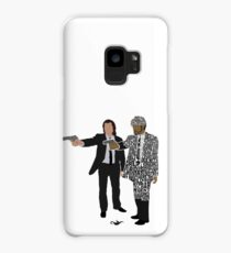 Jules and Vincent from Pulp Fiction Typography Quote Design Case/Skin for Samsung Galaxy