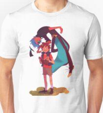 Dipper and Human Bill Unisex T-Shirt