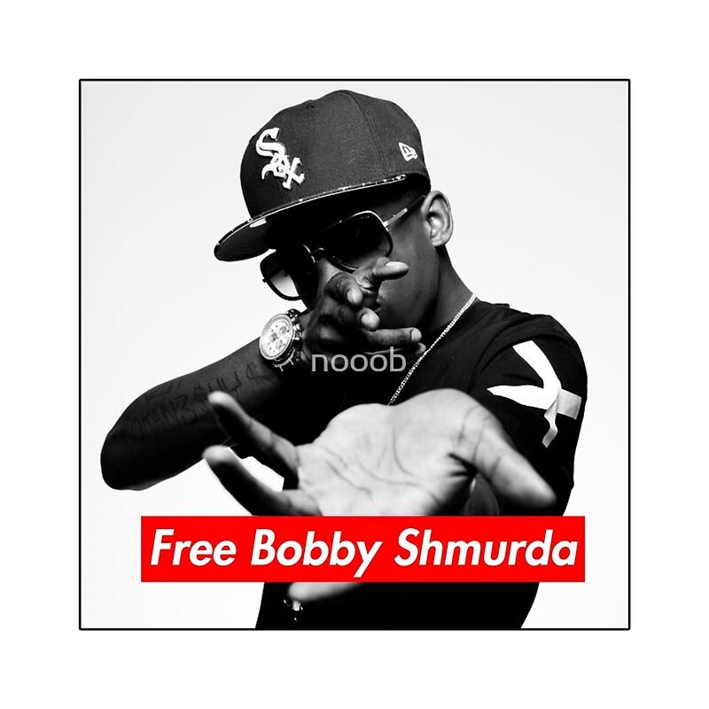 Free Bobby Shmurda   Art Print