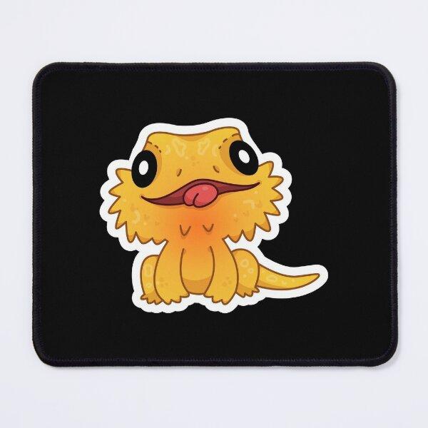 Blaze the Bearded Dragon Mouse Pad