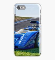 1967 McLaren M6A Can Am Race Car iPhone Case/Skin