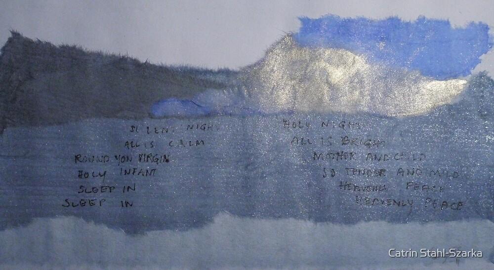 Silent night II by Catrin Stahl-Szarka